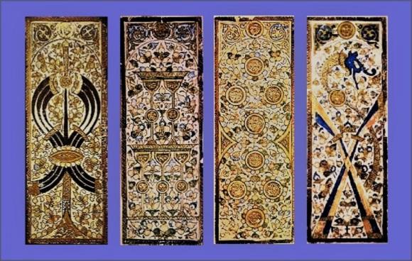 Antiche carte arabe
